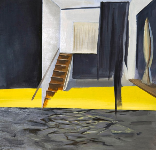Jonathan Beer painting