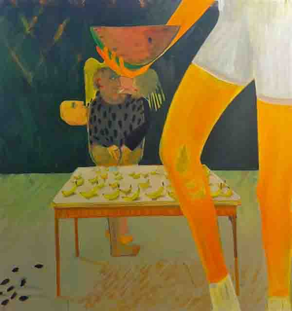 Gabriella Boyd painting