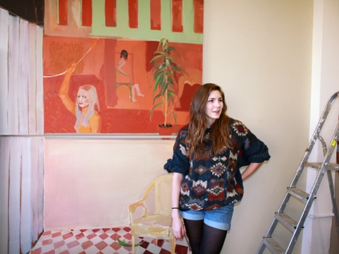 Gabrielle Boyd artist