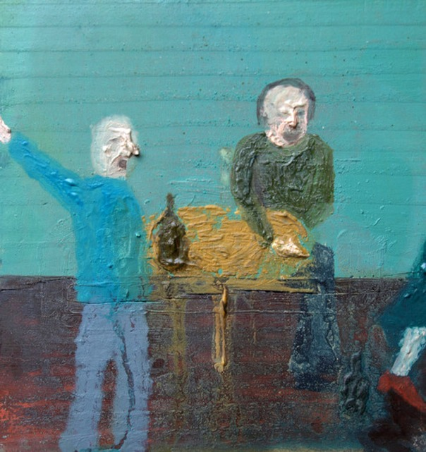 Michael Fanta painting