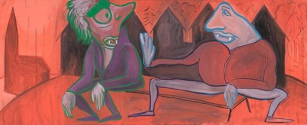 Vittorio Brodmann painting