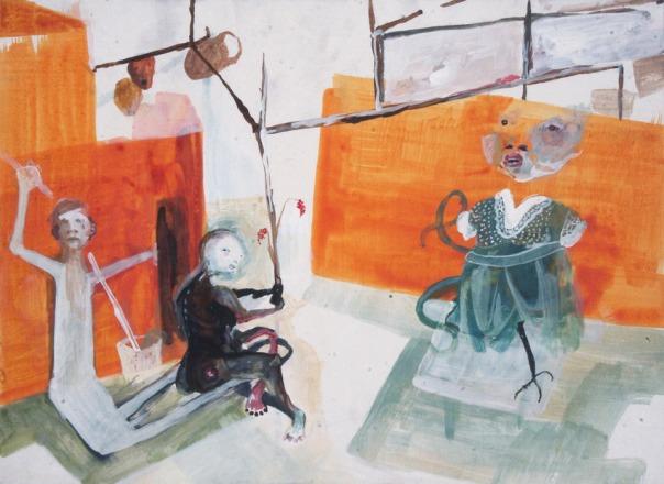 Blake Daniels painting