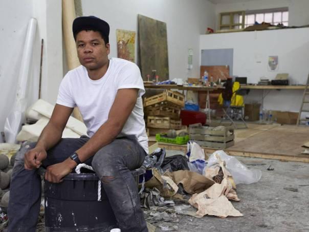 Oscar Murillo artist