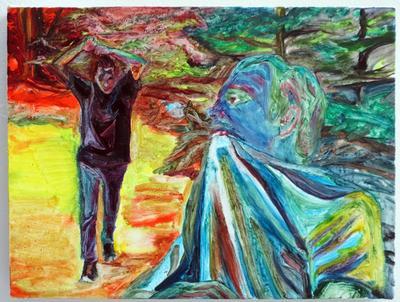 Sophia-Narrett painting