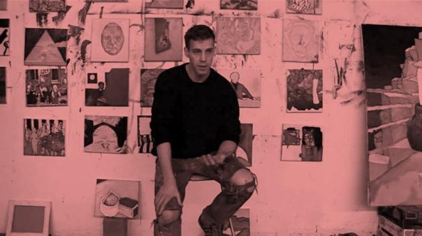 Tom Anholt artist