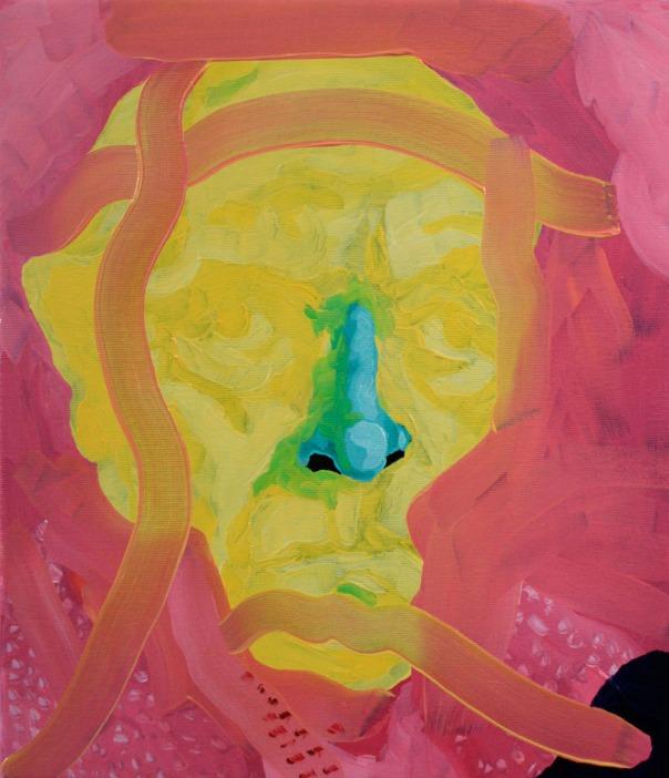 Tom Anholt painting