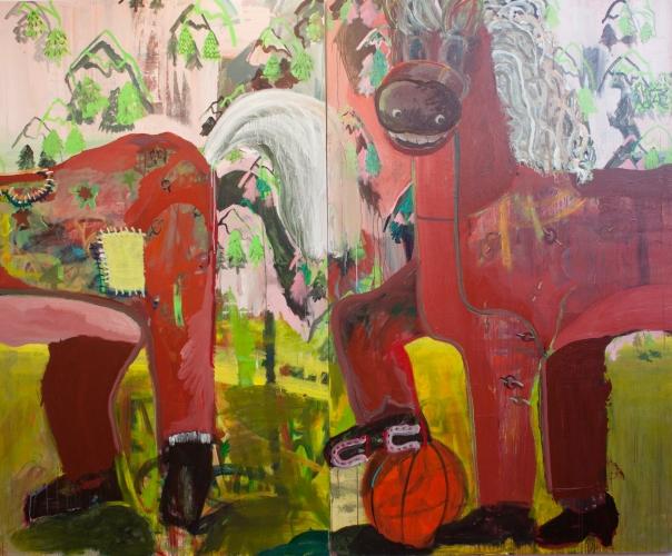 Philip Hinge art