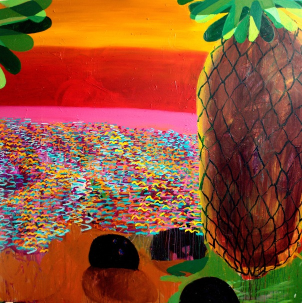Philip Hinge painting