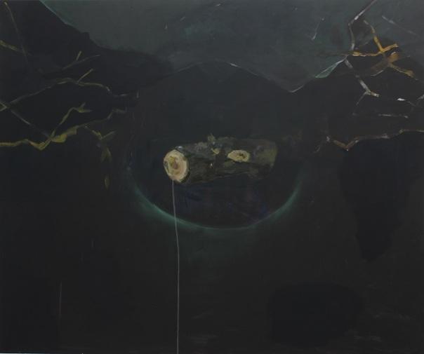 Sofie Svejdova art painting Malerei