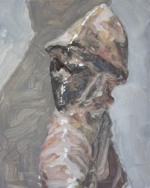 Heidi Fourie painting