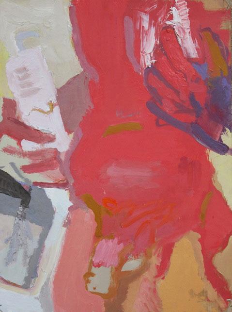 Dylan Mize Malerei Kunst peinture
