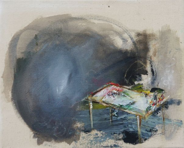 Paula Baader Kunst Malerei