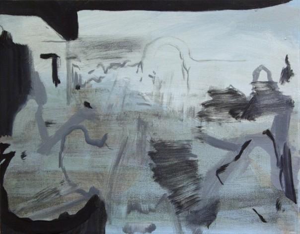 Stanzie Tooth peinture