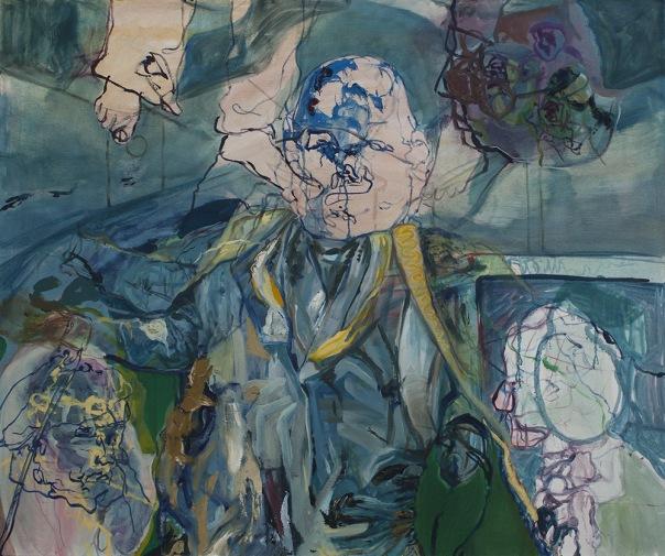 Chemu Ng'ok Kenya South Africa painting