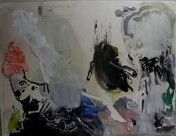 Hannelore Celen peinture contemporain jeune Belgique