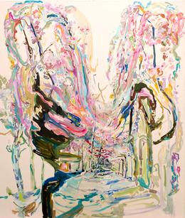 Rachel Rossin art