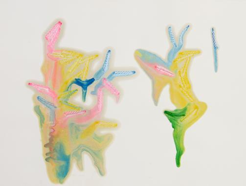 Rachel Rossin Junge Amerikanische Malerei