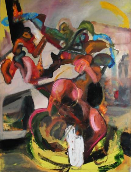 Alexander Iskin Junge Zeitgenossische Russische Malerei Berlin Moskau