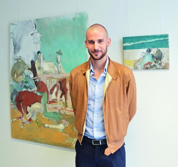 Tim Sandow artist