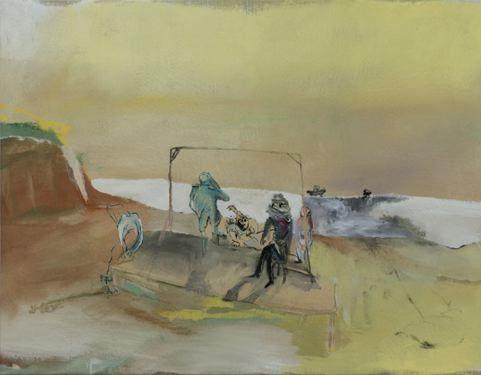 Tim Sandow Malerei